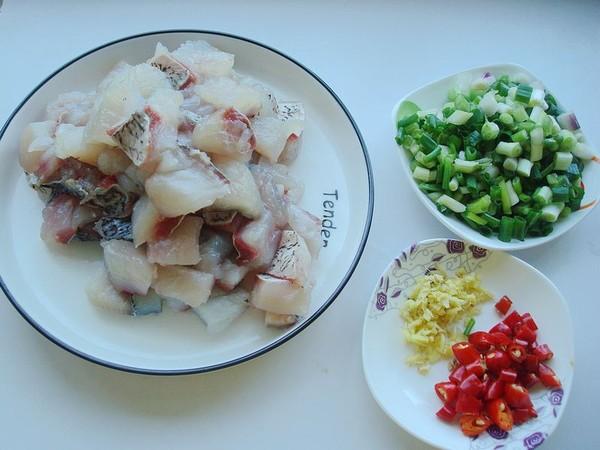 鱼肉饭的简单做法