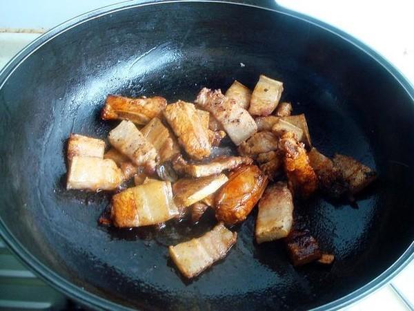 电饭煲豆腐炖肉怎么炒