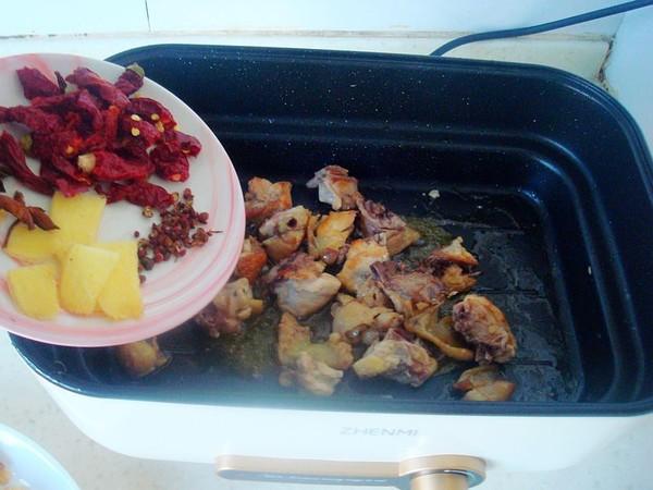 鸡肉白菜炖腐竹怎么吃