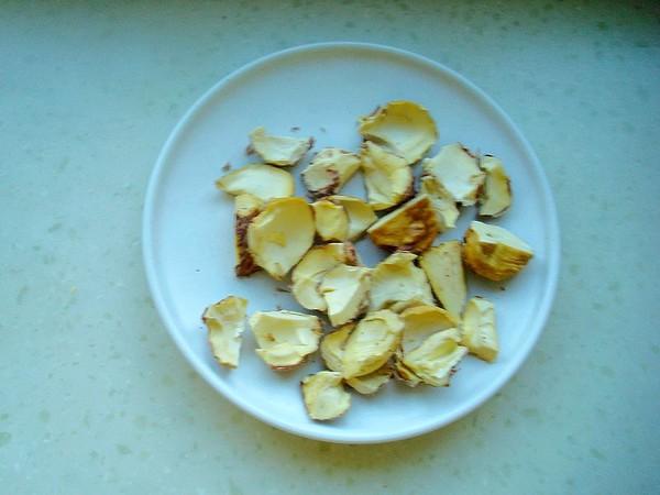 板栗红豆粥的做法图解