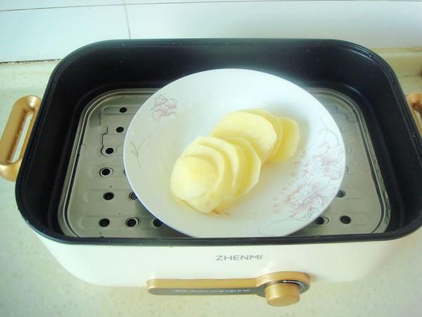 土豆包菜饼的做法图解