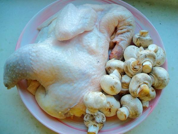 口菇炖土鸡的做法大全
