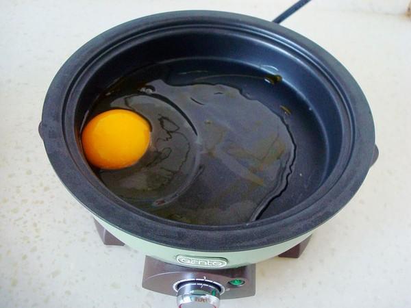 茄汁煎蛋泡面的做法图解
