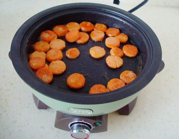 茄汁煎蛋泡面的家常做法