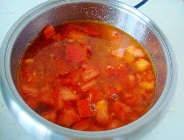 茄汁煎蛋泡面怎么吃