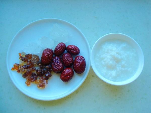 红枣桃胶醪糟汤的做法大全
