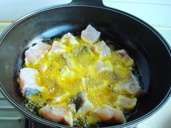 黄焖鱼的简单做法