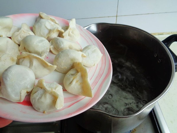 麻辣拌饺子的做法图解