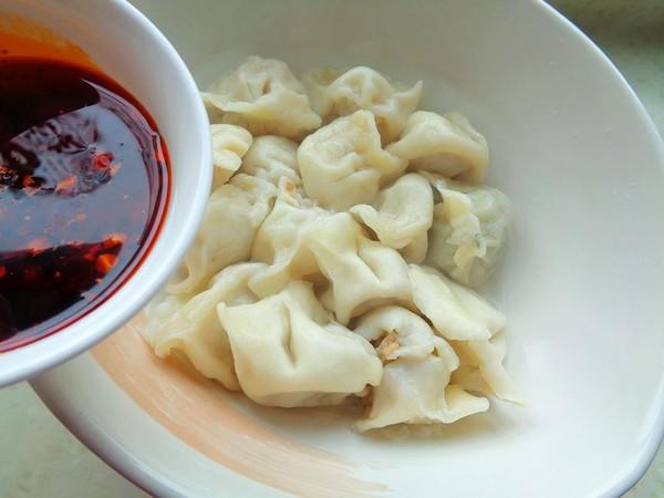 麻辣拌饺子怎么做