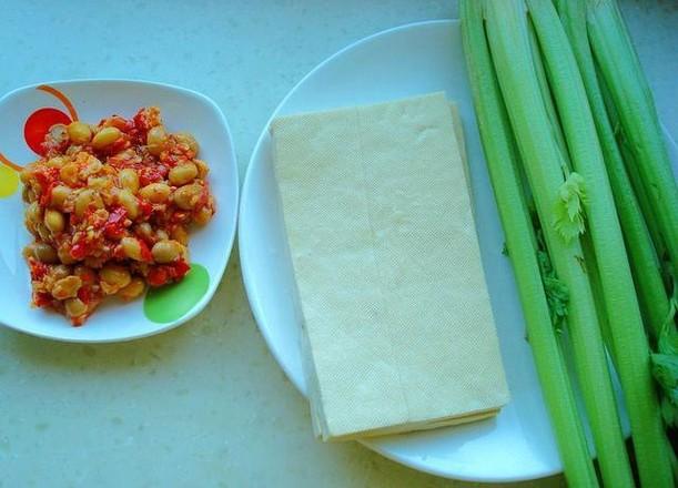 酱炒芹菜豆腐干的做法大全