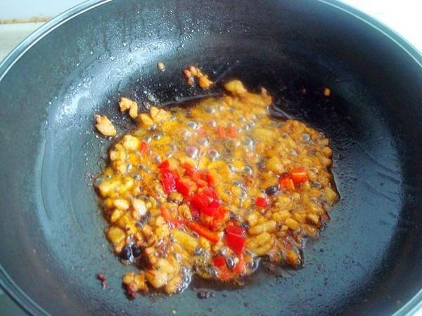 肉末蒸豇豆怎么做