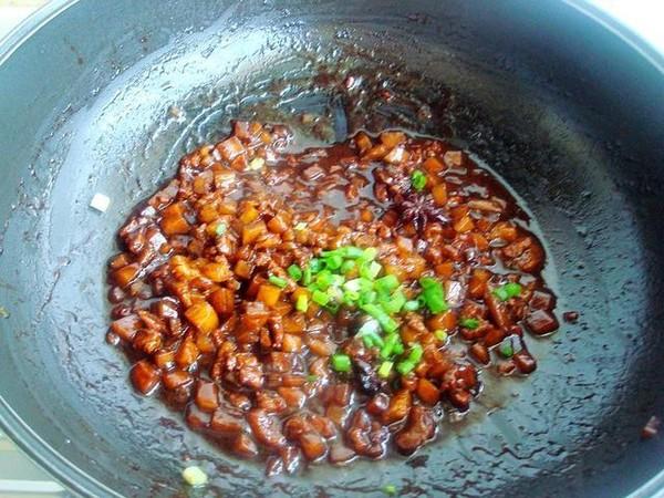 土豆炸酱肉包子的简单做法