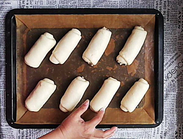 三色藜麦面包卷的做法大全