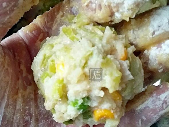 土豆杂菜饼怎么炒