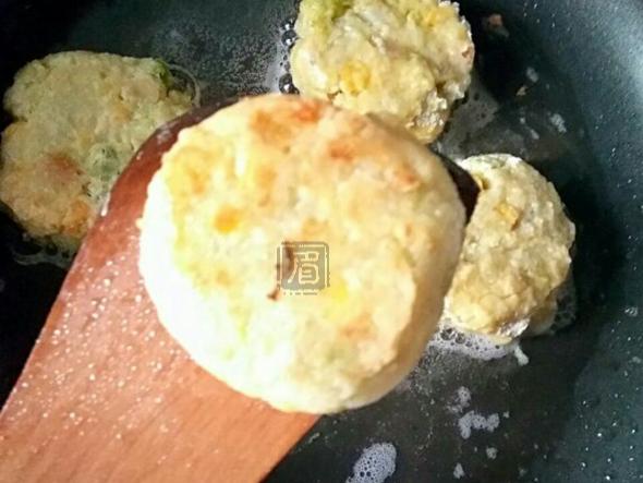 土豆杂菜饼怎样做