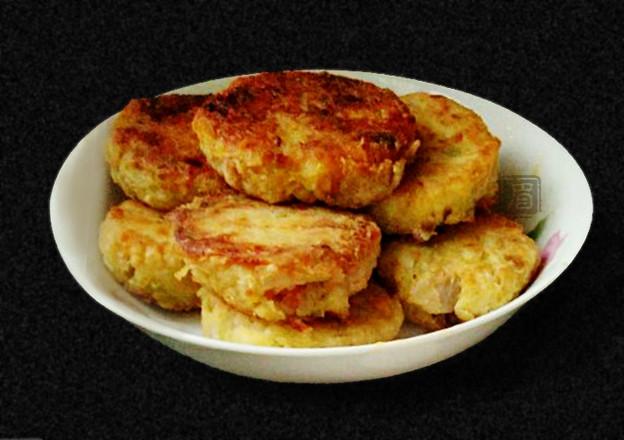 土豆杂菜饼怎样炒