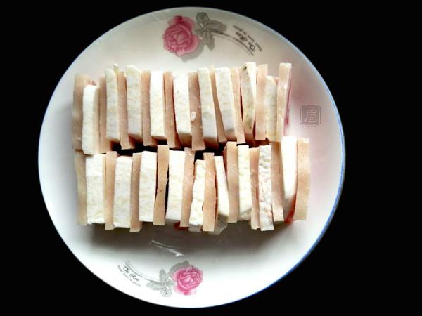 咸肉蒸芋头的家常做法