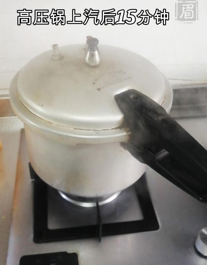 番茄牛腩汤的做法图解