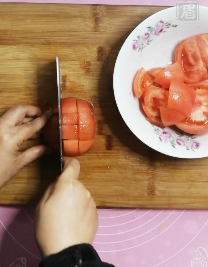 番茄牛腩汤的简单做法