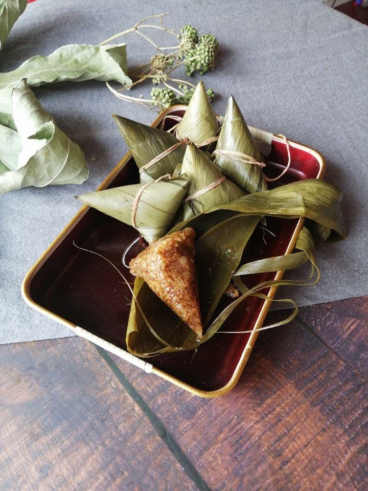 三角粽子的包法怎样做