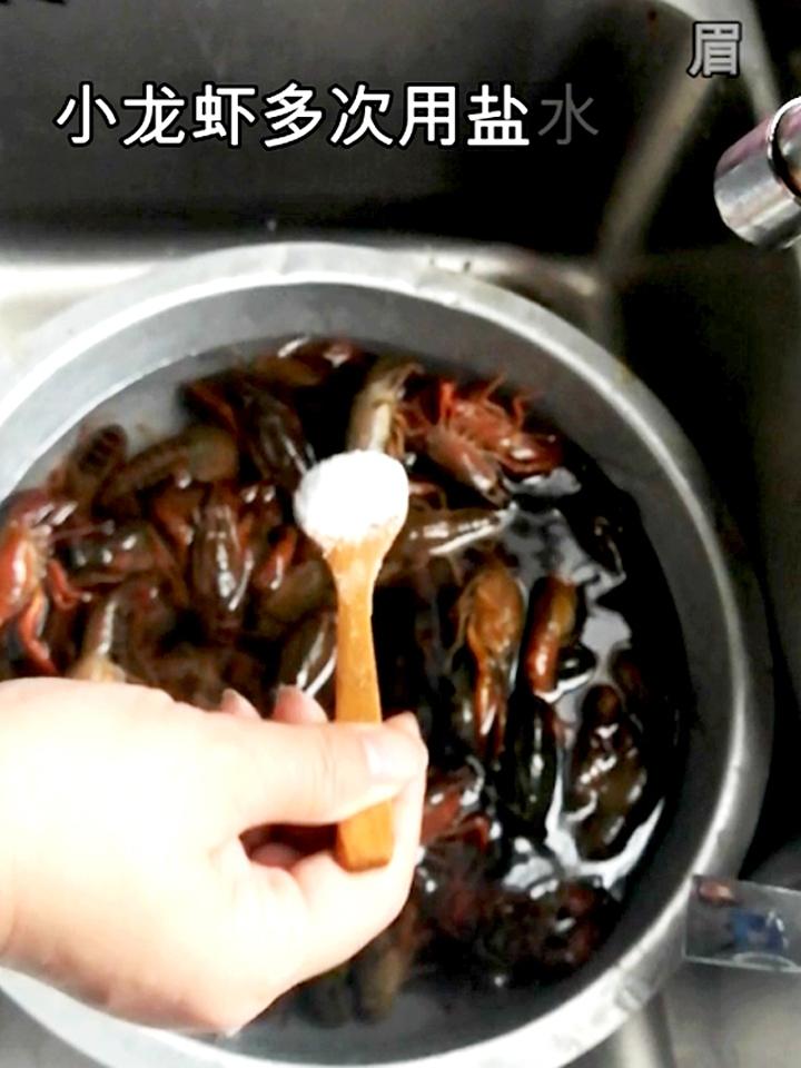 蒜蓉小龙虾的做法大全