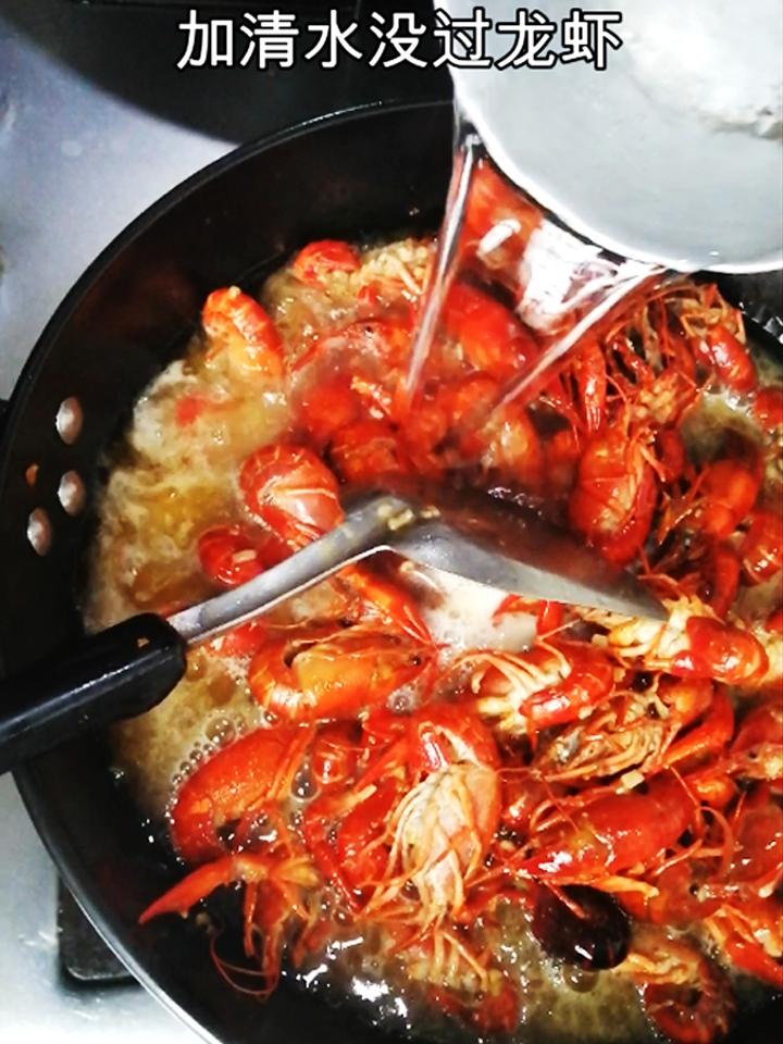 蒜蓉小龙虾怎么煮