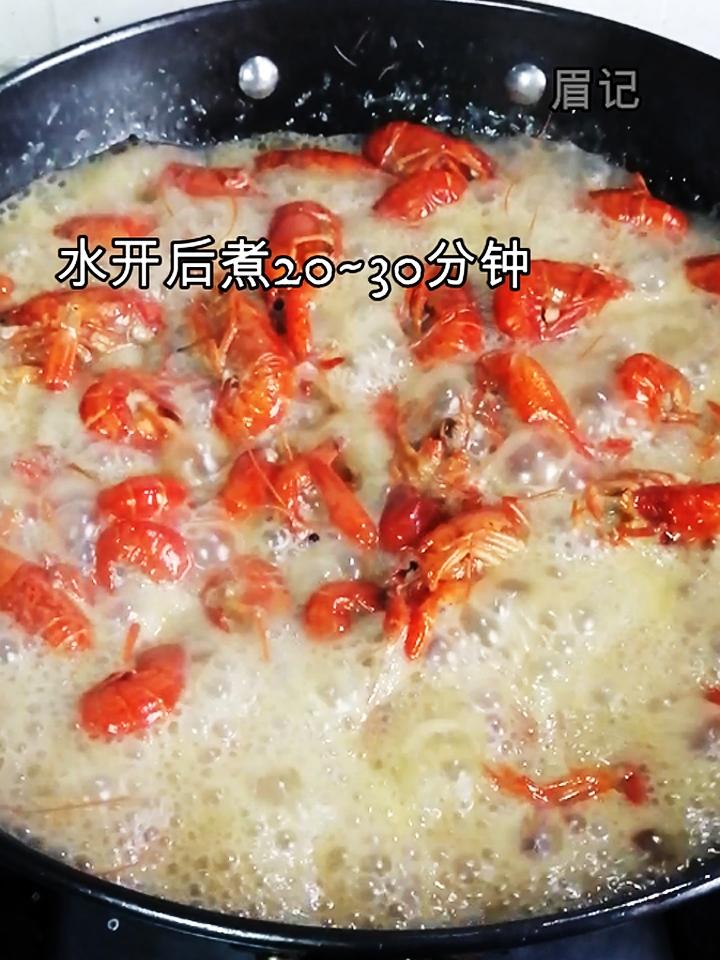 蒜蓉小龙虾怎么炖