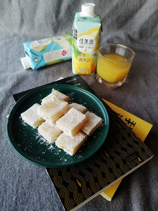 土耳其果汁软糖成品图