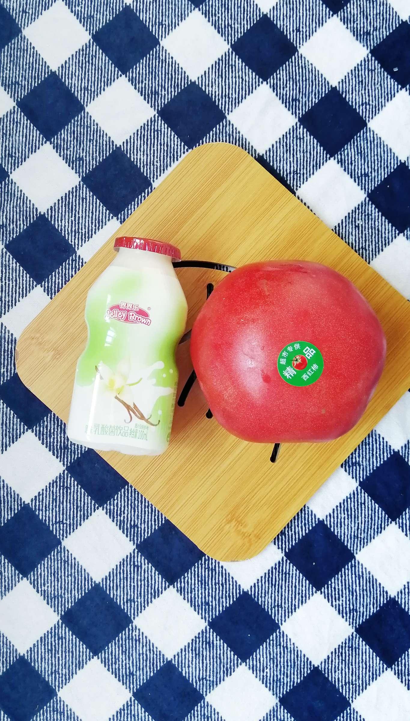 养乐多番茄汁的做法大全