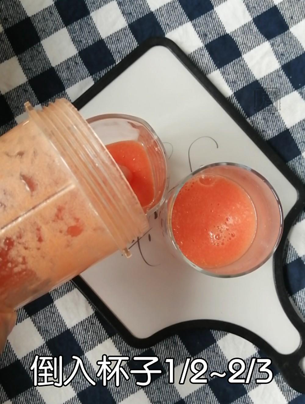 养乐多番茄汁怎么做