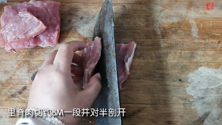 上海经典小吃猪排年糕的做法大全
