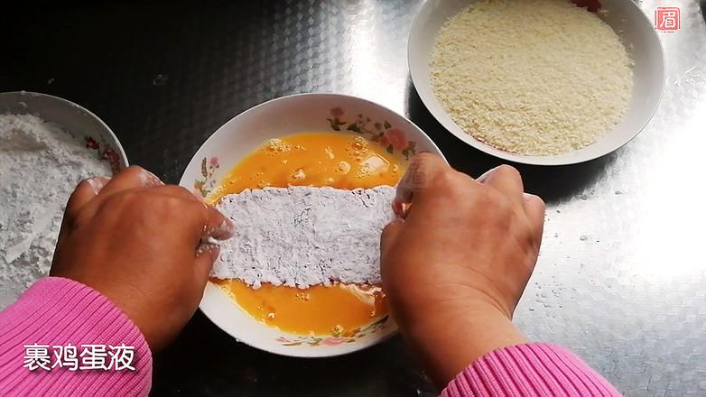 上海经典小吃猪排年糕怎么煮