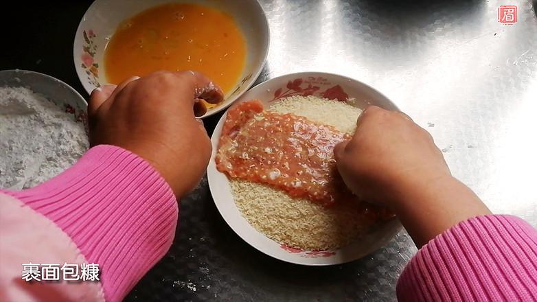 上海经典小吃猪排年糕怎么炖