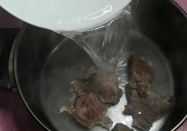 番茄牛腩(火锅底料版)怎么炒