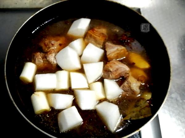 简易羊肉煲怎么做