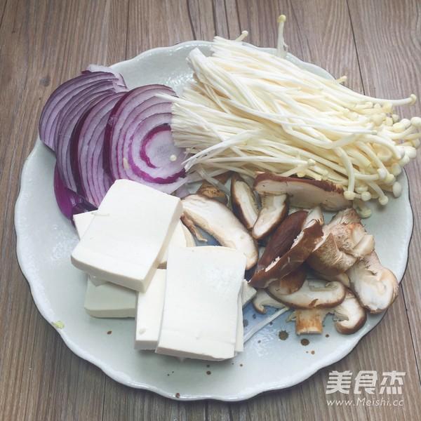 浓汤咖喱肥牛面的家常做法