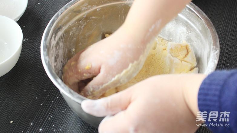 好吃又简单易做的炸红薯丸子的做法图解