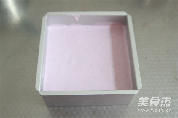 紫薯冻芝士怎样煮