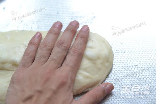 黑胡椒火腿面包的做法图解