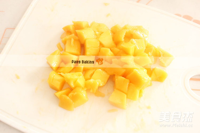 好吃的芒果椰奶冻怎么做