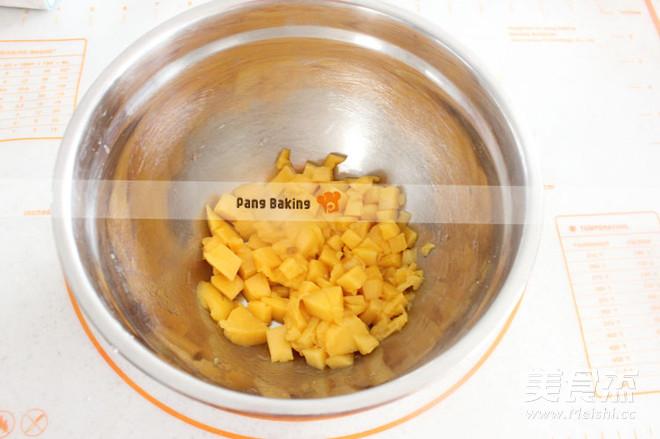 芒果椰浆西米露的简单做法