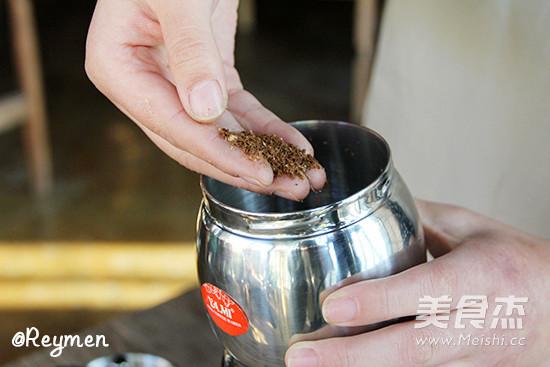 手冲咖啡的做法图解