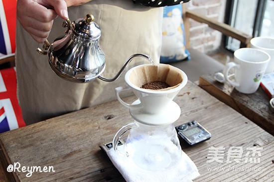 手冲咖啡怎么吃