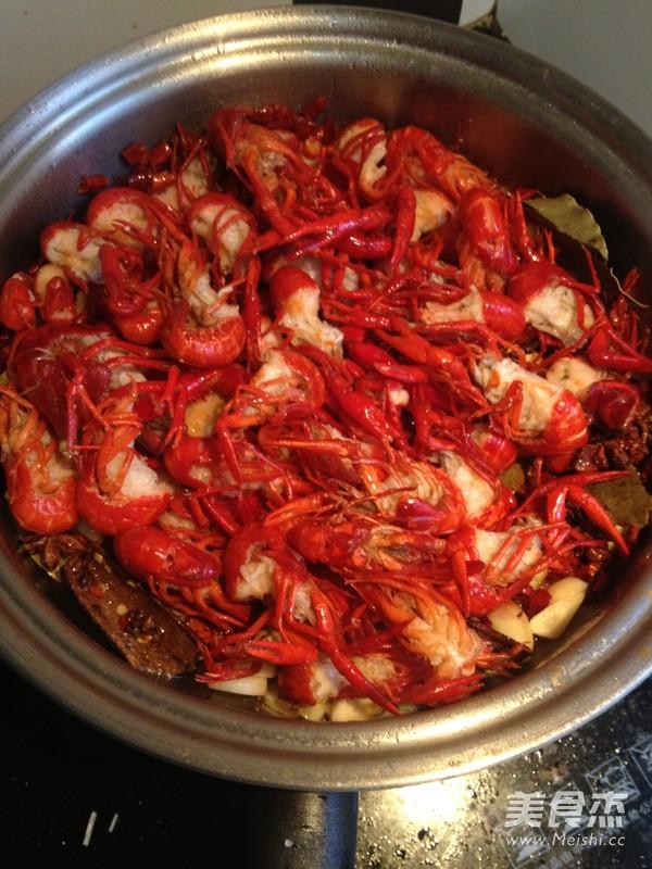 口味虾的家常做法