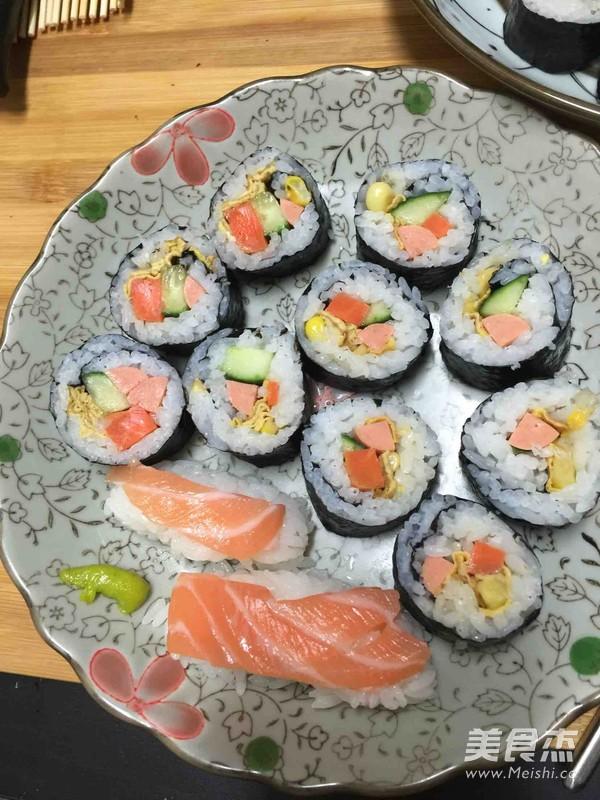 什锦寿司怎么做
