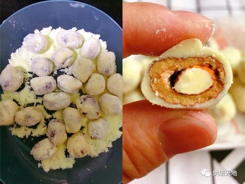 奶枣的简单做法