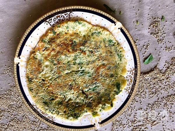 藜麦蔬菜饼的简单做法