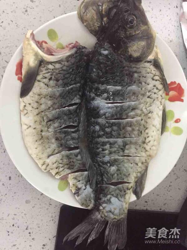 家常平底锅烤鱼的做法大全