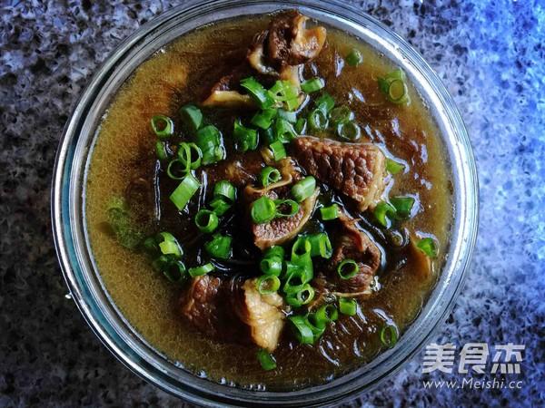 牛肉汤怎样做