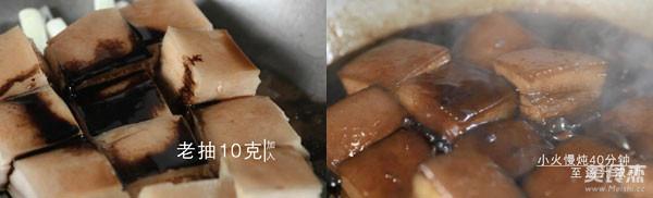 东坡肉的家常做法